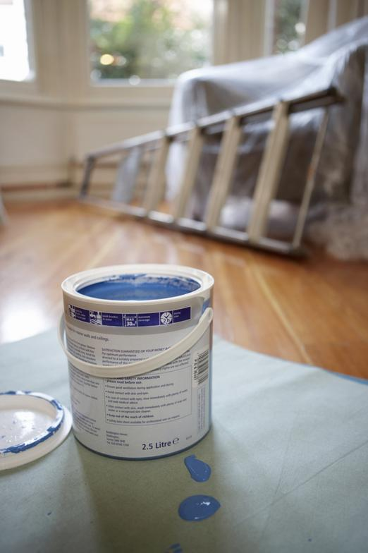 Best paint to use on ceramic tile